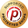 Supported by Protected Shops