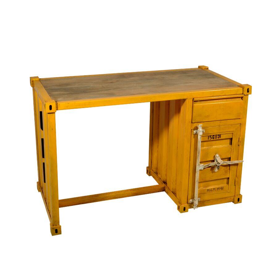 Schreibtisch industriedesign for Schreibtisch container design