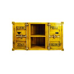Sideboard Container gelb