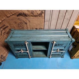 Sideboard Container Turkis