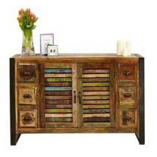Sideboard Factory 6S/2T 125cm