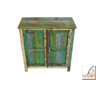 Sideboard Urban Art 2T bunt