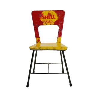 St hle f r ihre k che aus vollholz mit stoff bezogen for Stuhl industrial
