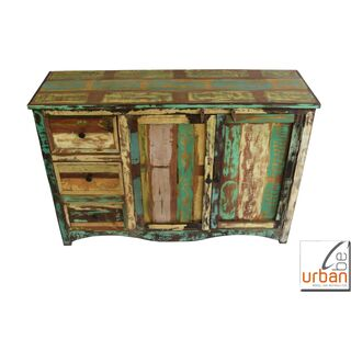 Sideboard Urban Home 3S 2T bunt