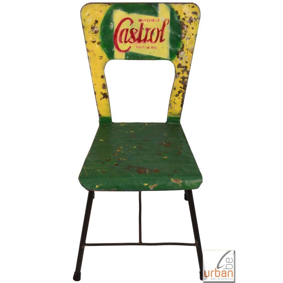 Stühle aus Metall