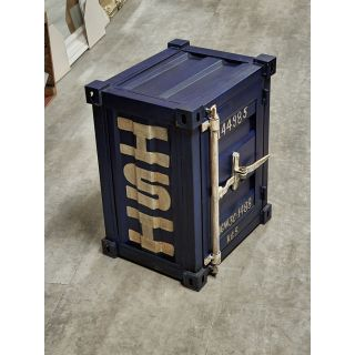 Container Mobel Grosse S Blau
